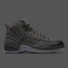 """The Air Jordan 12 """"Wool"""" releases one week from today! Get the full details on SneakerNews.com. #sneaker #followback #adidas #sneakershouts"""