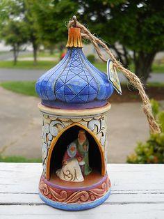 Jim Shore   Nativity ornament