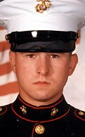 Marine Lance Cpl. Benjamin S. Bryan  Died November 13, 2004 Serving During Operation Iraqi Freedom  23, of Lumberton, N.C.; assigned to 3rd Battalion, 1st Marine Regiment, 1st Marine Division, I Marine Expeditionary Force, Marine Corps Base Camp Pendleton, Calif.; killed Nov. 13 by enemy action in Anbar province, Iraq.