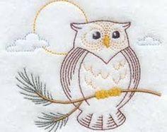 stitched owl - Buscar con Google