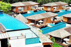 KC Resort and Over Water Villas in Ko Samui.