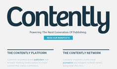 @Contently | Empowers brand publishers and forward-thinking media outlets to create content that makes a difference.