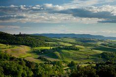 Umbria: the green heart of Italy. www.marilenalacasella.com