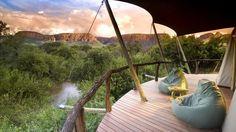 #12. マラタバサファリロッジ/南アフリカ共和国 地球上最もエキゾチックなホテル45選!私が好きなのは、No.13
