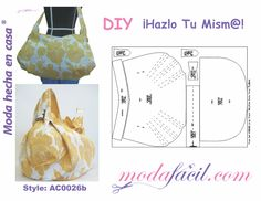 2 weeks ago Modelos de bolsos 33 Views 2 weeks ago Models of handbags 33 Views Graphic materials Gaby: 5 Beautiful models of bags with their … WITH THREAD AND FABRICS: Patterns of bags and purses Fabric Wallet, Fabric Bags, Diy Leather Tote, Diy Pouch No Zipper, Diy Bags No Sew, Japanese Bag, Diy Handbag, Bag Patterns To Sew, Fabric Patterns
