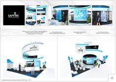 my portfolio for exhibition stands