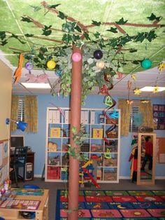 """Tree indoors ("""",)"""