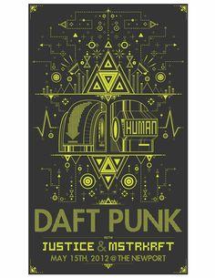 Daft Punk by Taylor Hicks