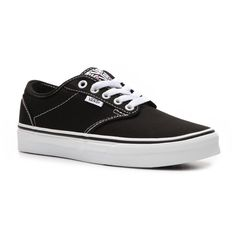 Vans Women's Atwood Sneaker ($45) ❤ liked on Polyvore