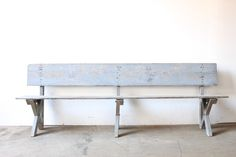 Primitive Bench — GREENHOUSE & CO.