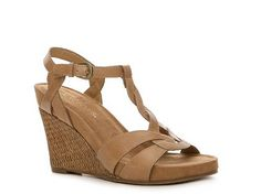 Aerosoles Soft Plush Wedge Sandal   DSW   just bought these! LOVE THEM