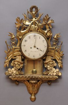 Unusual Clocks, The Past, Instruments, Watches, Antiques, Amazing, Wall, Design, Home Decor