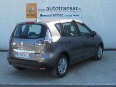 Vente flash Autotransac chez Renault Rodez : RENAULT Scenic occasion à RODEZà 21 690€