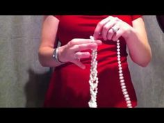 ▶ How to Wear: Opening Night and Seabreeze (Premier Designs) - YouTube