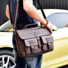 Casual & Outdoor Bags, Wallets – Page 2 – widezee Canvas Crossbody Bag, Mini Crossbody Bag, Leather Briefcase, Pu Leather, Mens Waist Bag, Laptop Shoulder Bag, Business Shoes, Casual Bags, Cross Body Handbags