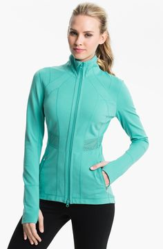 Free shipping and returns on Zella 'Victory' Jacket at Nordstrom.com. Sheer mesh insets vent the waist and back of a moisture-wicking jacket designed for a low-profile fit that won't get in the way of your workout.