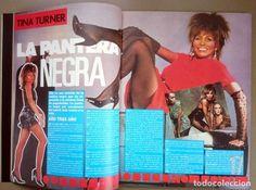 Music magazines: Rock de Lux nº 4, February 1985. David Bowie, Loquillo, Duran Duran, Tina Turner, Alarma, Ilegales - Photo 5 - 69710277