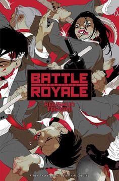 Best Free Books Battle Royale Remastered (PDF, ePub, Mobi) by Koushun Takami Online Full Collection Battle Royale Manga, Free Books, My Books, Best Dystopian Novels, Tomer Hanuka, Guide To Japanese, Japanese Horror, Best Horrors, Arte Horror
