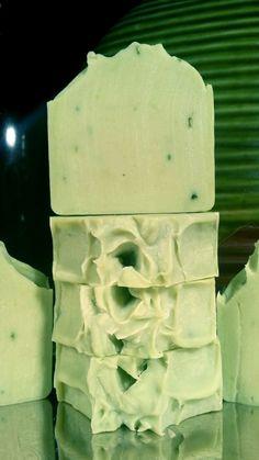 Cucumber Aloe Vera Handmade Soap by Riens Handmade Soap
