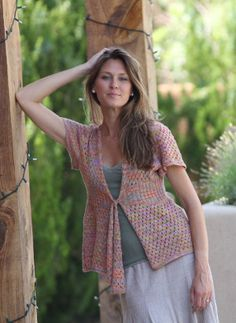 21 Knit Cardigans Perfect for Summer | These knit cardigans are perfect for summer. So many beautiful patterns, so little time!