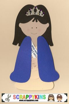 Miss Washington Job's Daughter Scrapbook Doll - $7.00 (can be customized) maybe one day.... Miss Washington, Jobs Daughters, Maybe One Day, Fun Things, Disney Characters, Fictional Characters, Projects To Try, Scrapbook, Dolls