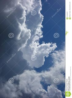 Thick Sharp Edge of Cloud stock photo. Image of clouds - 101943372 Weather, Clouds, Stock Photos, Outdoor, Image, Outdoors, Outdoor Games, Weather Crafts, The Great Outdoors