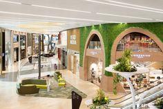 Minto Shopping Mall by kplus konzept, Mönchengladbach – Germany » Retail Design Blog