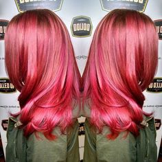 Pin for Later: 46 Valentine's Day Hair Color Ideas So Dreamy, You'll Dye