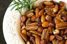 Island Roasted Caribbean Nuts - Ocean Cruise Line Recipe