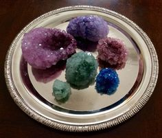 14 DIYs That Will Remind You of Your Childhood | Geodes | Her Campus | http://www.hercampus.com/diy/14-diys-will-remind-you-your-childhood