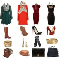 Dresses, Dresses, and More Dresses Oh My!