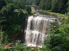 Dicht bij Niagara Falls, leuk voor een dag wandeling voor nog meer natuur!