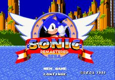Sonic 1 Remastered