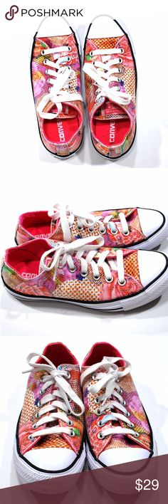 Converse ALL STAR Ladies Sneakers Shoes Size 7 Converse ALL STAR Ladies Sneakers Shoes Size 6 Converse Shoes Sneakers
