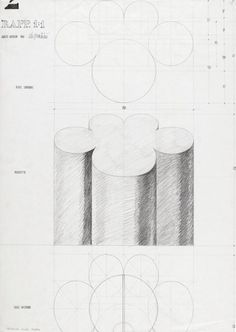 """""""Passiflora"""", Superstudio, 1966"""