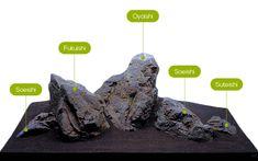Iwagumi stones