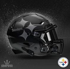 All black helmet