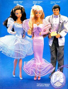 Barbies hookup with ken dress up