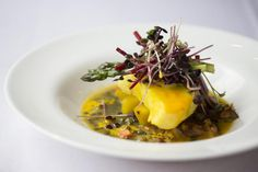 Our delicious Chilean sea bass; served with a lentil and chanterelle broth and saffron potatoes at Characters Restuarant!  http://www.characters.ca/ https://www.facebook.com/pages/Characters-Restaurant/149414468402902 https://twitter.com/CharactersFood https://www.youtube.com/user/CharactersFood