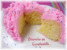 Bizcocho puertorriqueño de cumpleaños pequeño. Love it! :-) Lo e preparado varias veces y me encanta, suficiente para satisfacer el antojo.