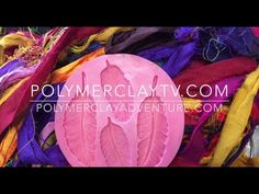 Liquid Clay Feathers and Dreamcatcher - YouTube