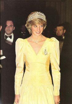 Princess Diana in Newfoundland  FLICKR  @thewaxbitch