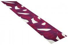 Teppich Läufer Style pink in 80 x 300 cm