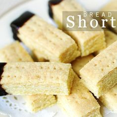 Walkers Scottish Shortbread is as famous as delicious and now you can make your own at home using only 3 ingredients. You'll love this easy copycat recipe! Grab it now and whip some up today! 3 Ingredient Shortbread Cookie Recipe, Buttery Shortbread Cookies, Shortbread Biscuits, Shortbread Recipes, Shortbread Scottish, Easy Shortbread Recipe 3 Ingredients, Bake Sale Recipes, Easy Cookie Recipes, Dessert Recipes