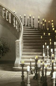 Staircase Candles