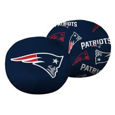 """New England Patriots The Northwest Company 11"""" Cloud Pillow - $24.99"""