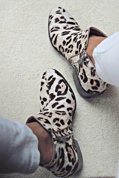 Leopard Boot Hunt:: Brand unknown