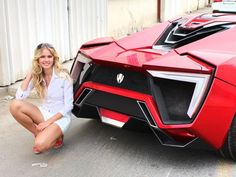 A Supermodel With 35 Supercars! Tety Tudor is a very successful fashion model originally from Ukraine, who surprisingly is into Supercars, in a big way.Tety owns Bespokes of London, a supercar rental company that has been around longer than any other. With a stable of 35 Supercars,  including a Lamborghini Gallardo, a Ferrari 4...