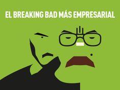 ¡El Breaking Bad más empresarial vuelve a nuestro Blog! #HoySeMueveEnTILO Xavi y nos da nuevas lecciones de la serie que podemos adaptar a las empresas ¡Cuidado con los Spoilers!
