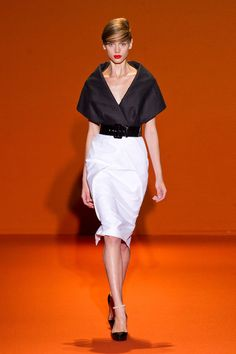 Andrew Gn at Paris Fashion Week Spring 2013 - Livingly